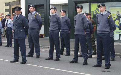 JFS students will be able to take part in approved cadet force