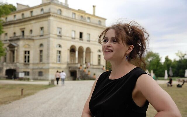 Helena Bonham Carter has researched into her family history for a new Channel 4 series, My Grandparents' War