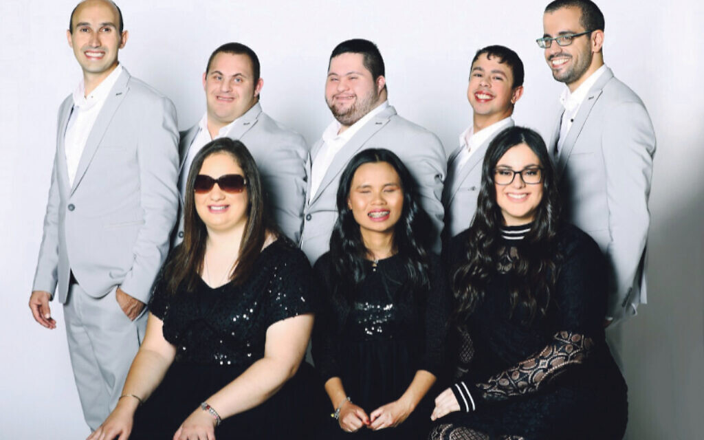Shalva Band is inspiring music lovers
