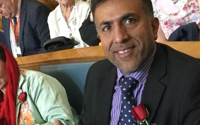 Councillor Tahir Rafiq (credit: Facebook)