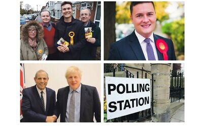 Lib Dem, Labour and Tory candidates in Ilford North