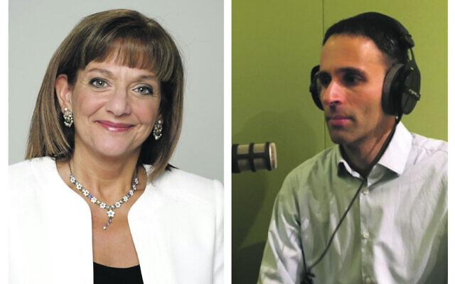 Baroness Altmann and Zaki Cooper