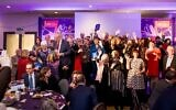 The Jewish Volunteer Network's annual awards night (Emma Ziff Photography)