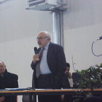 Piero Terracina (Wikipedia /Pigr8)