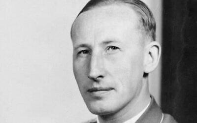Reinhard Heydrich (Bundesarchiv, Bild 146-1969-054-16 / Hoffmann, Heinrich / CC-BY-SA)