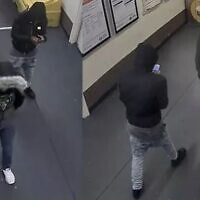 Two men that are sought by police following attack in Amhurst Park  (Credit: Metropolitan Police)