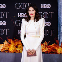 Actress Carice van Houten at the world premiere of the eighth season of Game of Thrones (Credit: By Sachyn, Wikipedia Commons, www.commons.wikimedia.org/w/index.php?curid=78341814)