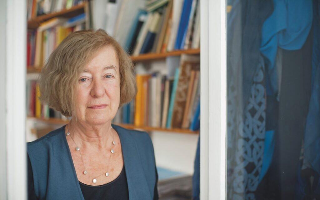 Hilde Schramm,   (Photo by Zöllner/ullstein bild via Getty Images)