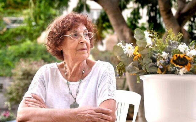 Nadia, widow of revered Israeli spy, Eli Cohen
