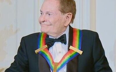 Herman at the White House for the 2010 Kennedy Center Honors (Wikipedia/U.S. federal government/ Kennedy Center Honorees at The White House 2010)