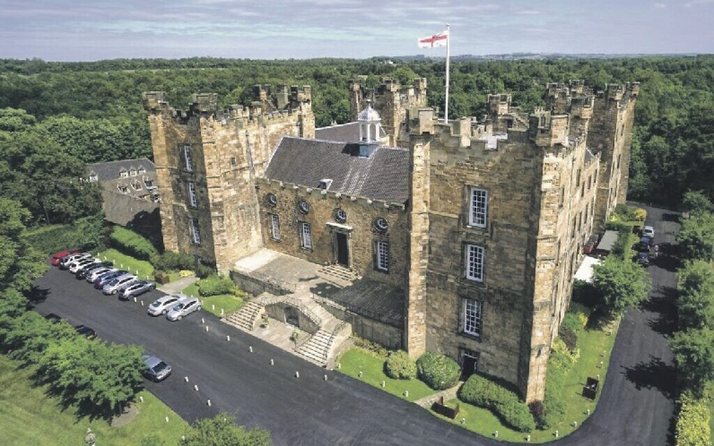 Win a romantic stay for two in Lumley Castle!