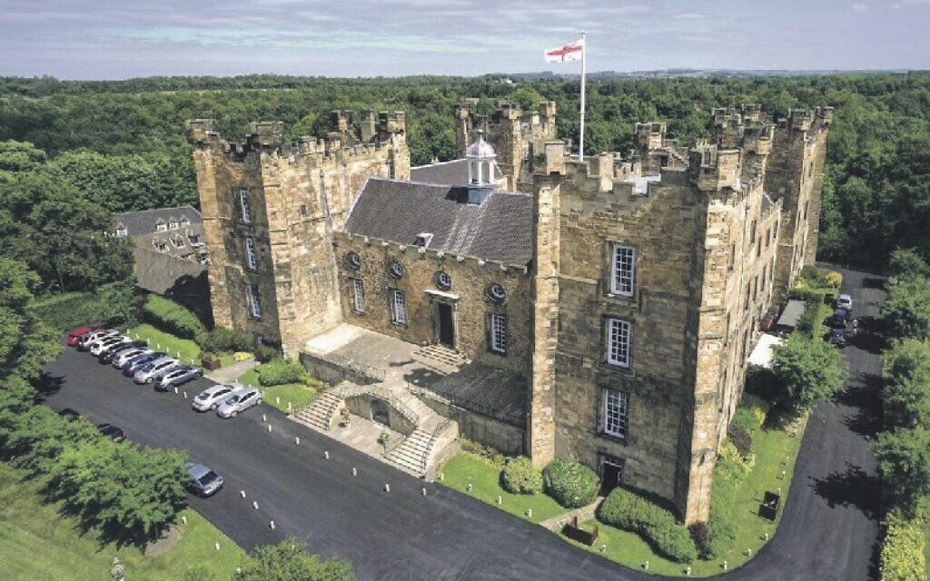 Lumley Castle in County Durham