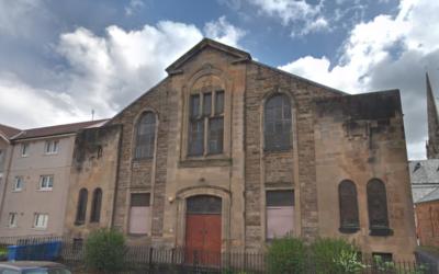 Langside Synagogue (Google Maps)