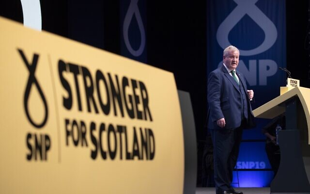 Ian Blackford (Credit: Press Association)