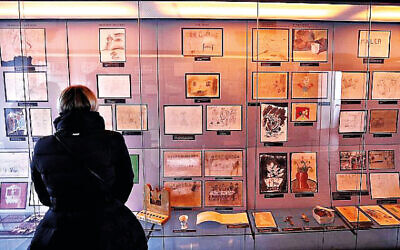 More than 721,000 tourists have visited the Jewish Museum in Prague