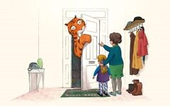 Judith Kerr's The Tiger Who Came to Tea has been adapted into an animation and will air on Channel 4 on Christmas Eve
