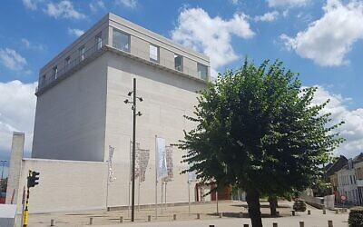 azerne Dossin Memoriaal, Mechelen, Belgium (Wikipedia/Romaine - https://creativecommons.org/licenses/by-sa/4.0/deed.en)