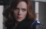 Scarlett Johansson as the Black Widow superhero (credit: YouTube)