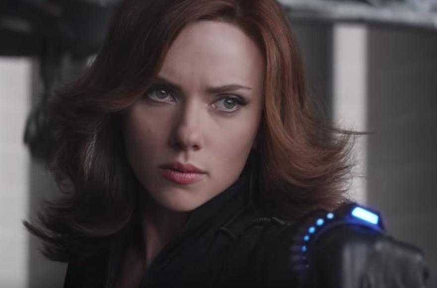 Scarlett Johansson Is Back As Black Widow Jewish News