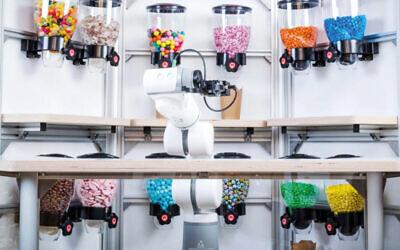Restaurant robotics company Karakuri is a graduate of Hoberman's Founders Factory