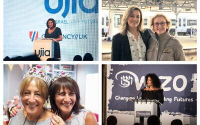 Some of the amazing women featured in our Women of Substance!