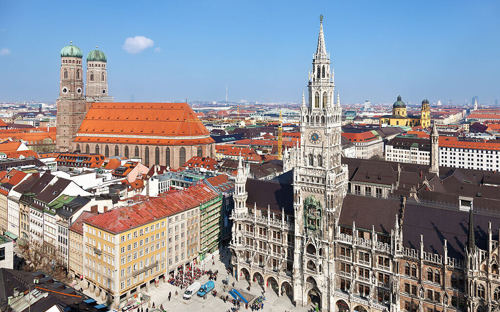 Munich conference pulled after rejection of speaker sparks antisemitism claims
