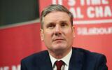 Labour leader Keir Starmer  (Photo credit: Jonathan Brady/PA Wire)