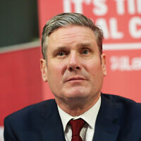 Sir Keir Starmer (Photo credit: Jonathan Brady/PA Wire)