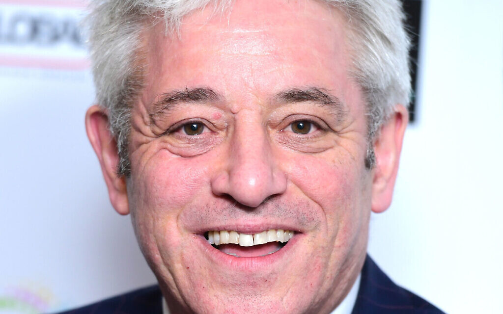 Labour puts forward John Bercow for peerage