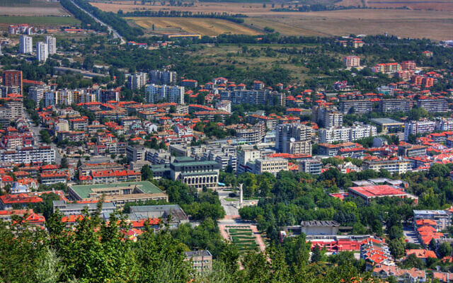Shumen, Bulgaria (Wikipedia/Klearchos Kapoutsis/Creative Commons Attribution 2.0 Generic license.)