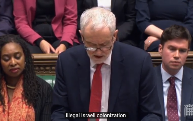 Jeremy Corbyn clashed with the Prime Minister at his last PMQs before Brexit