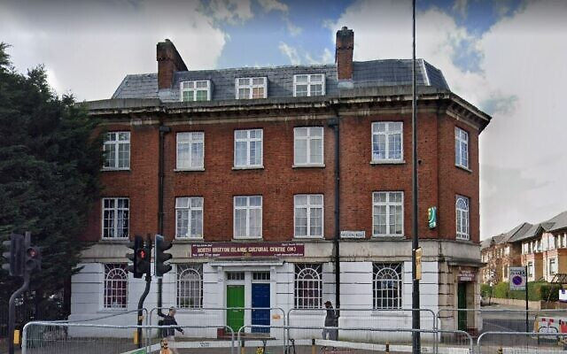 North Brixton Islamic Cultural Centre (Credit: Google Maps Street View)