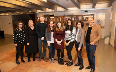 Jewish News' guest editors to mark Holocaust Memorial Day
