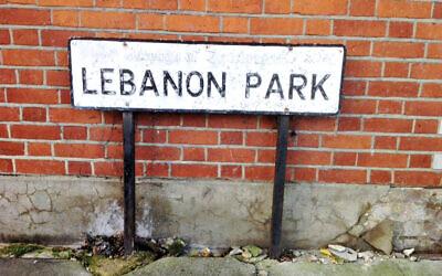 The hostel was in Lebanon Park, Twickenham