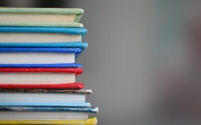 Books (Photo by Kimberly Farmer on Unsplash)