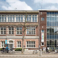 The National Holocaust Museum of the Netherlands in Amsterdam