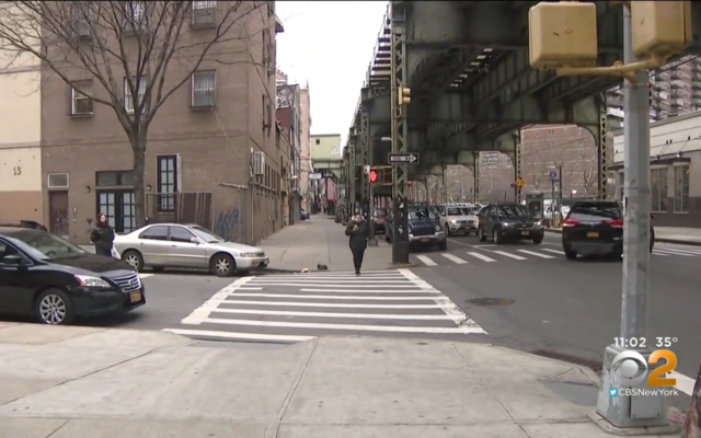 Brooklyn (Screenshot from video by CBS)