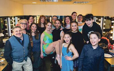 Our fab finalists at Jews Got Talent 2020! (Credit: Yakir Zur)