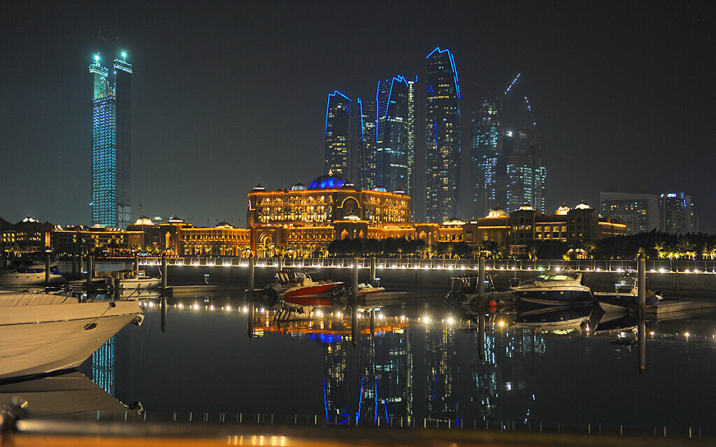 Israeli and UAE officials met in secret to discuss possible non-aggression pact