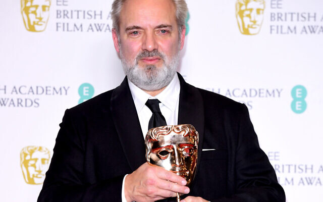 Sam Mendes in February 2, 2020. ( Ian West/PA Wire)