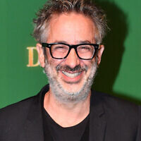 David Baddiel (Photo credit: Jacob King/PA Wire)