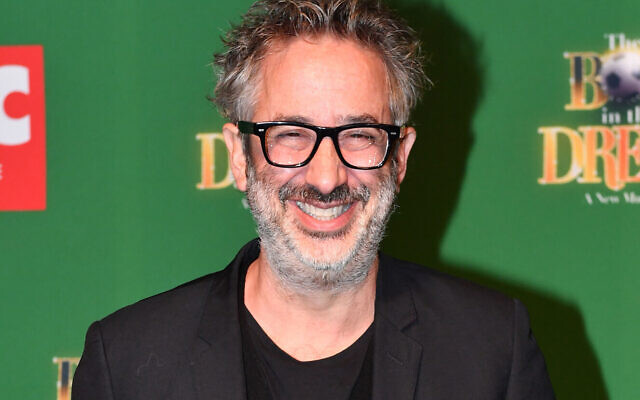 """David Baddiel who has said he is afraid the distorted truths of Holocaust deniers are """"affecting us all"""".  (Photo credit: Jacob King/PA Wire)"""
