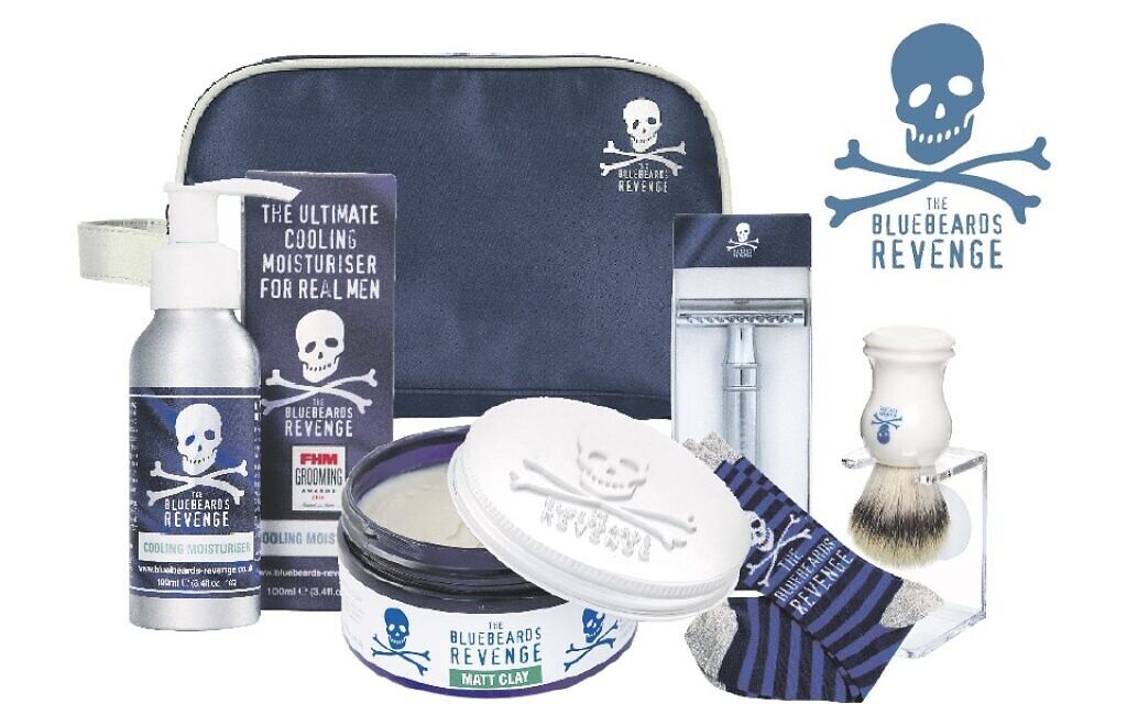Win men's grooming products from The Bluebeards Revenge, worth £200!