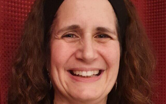 Jewish Military Association UK (AJEX JMA)'s new Chief Executive, Fiona Palmer