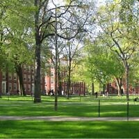Harvard Yard  (Wikipedia/Mancala)
