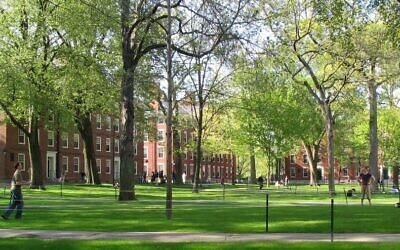 Harvard Yard  (Wikipedia/Mancala)