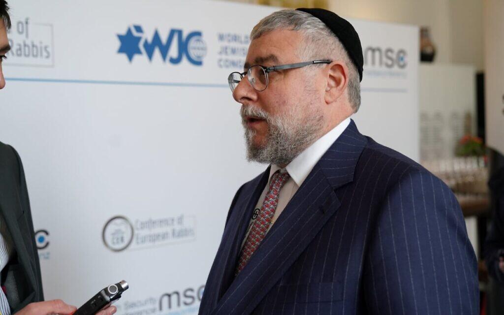European rabbis warn social media 'causing chaos' in hate crime battle