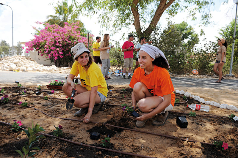 JNF looks to raise £200,000 to support Israel's 'neglected periphery' |  Jewish News