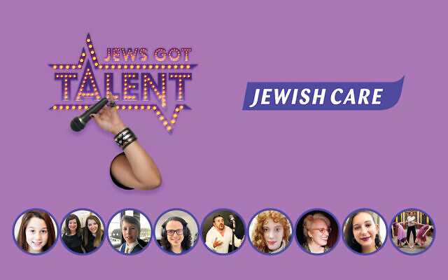 Who will be crowned champion of Jews Got Talent?