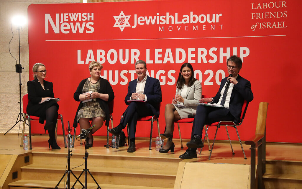 Lisa Nandy under fire over support for Palestine Solidarity Campaign pledges